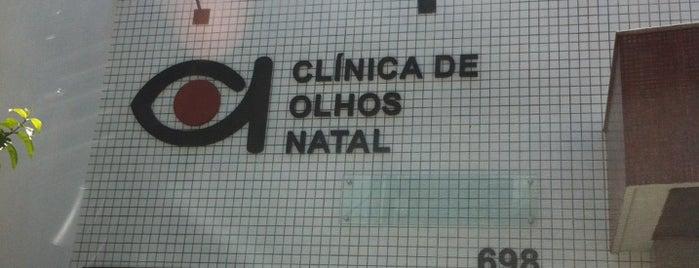 Clínica de Olhos Natal is one of conheço.