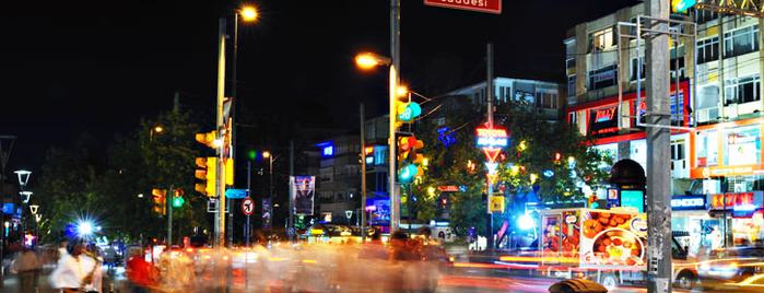 Bağdat Avenue is one of İstanbul'da En Çok Check-in Yapılan Mekanlar.