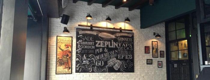 Zeplin Pub & Delicatessen is one of Favorite Nightlife Spots.