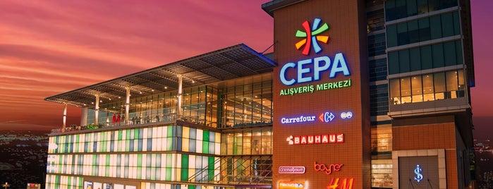 Cepa is one of Ankara'daki Alışveriş Merkezleri.
