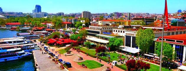 Bahçeşehir Üniversitesi is one of İstanbul'da En Çok Check-in Yapılan Mekanlar.