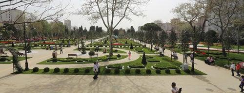Göztepe 60. Yıl Parkı is one of İstanbul'daki Park, Bahçe ve Korular.