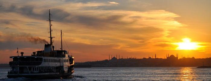 İstanbul is one of İstanbul'da En Çok Check-in Yapılan Mekanlar.