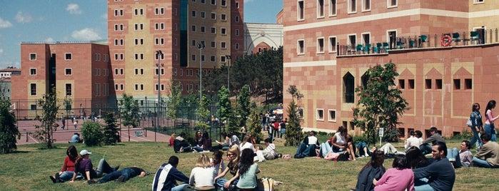 Yeditepe University is one of İstanbul'da En Çok Check-in Yapılan Mekanlar.