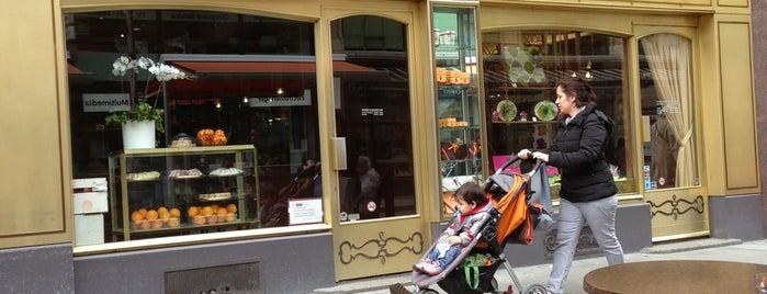 Женева: Chocolatier