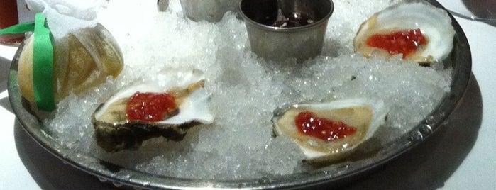 Kinkead's is one of 100 Very Best Restaurants - 2012.