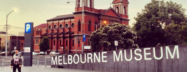 Melbourne Museum is one of MEL Entertainment.