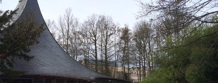 Universität Institut für Leichtbau is one of Stuggi4sq.