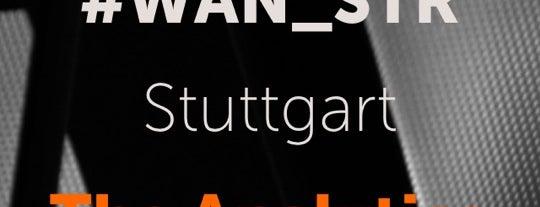 WebAnalyticsNight Stuttgart is one of Stuggi4sq.