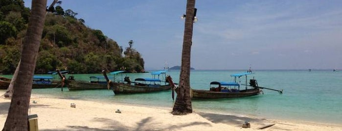 Phi Phi Island Village Beach Resort & Spa is one of Origin Rest.