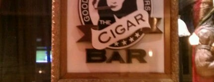 """The """"World Famous"""" Cigar Bar is one of Fort Myers."""
