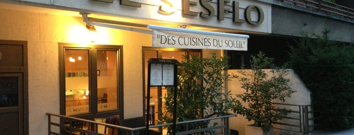 Le Sesflo is one of Restaurants.