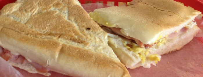 La Familia Cuban Sandwich Shop is one of Gainesville Restaurants.