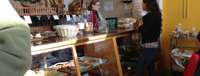 Flour City Bread Company is one of favorite Rochester restaurants.