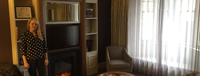 Hilton Grand Vacations at Craigendarroch Suites is one of Hotels.