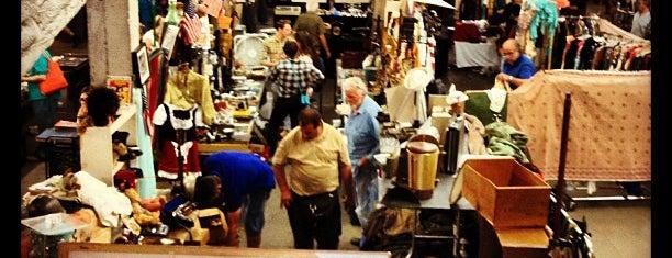 The Garage Antique Flea Market is one of Antiques/Thrift Shops.