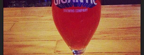 Gigantic Brewing Company is one of Portland Trip.
