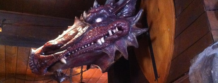Auberge Du Dragon Rouge is one of Brunch.
