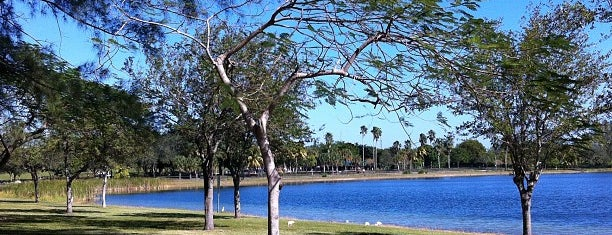 Tropical Park is one of The Layover: Miami.