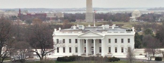 36 hours in...Washington DC