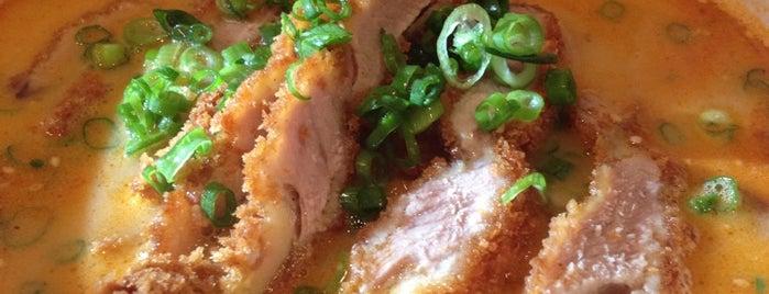 Aloha Ramen is one of Best Cheap Food in Seattle.
