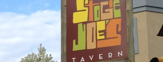 Stogie Joe's Tavern is one of Philly pizza.