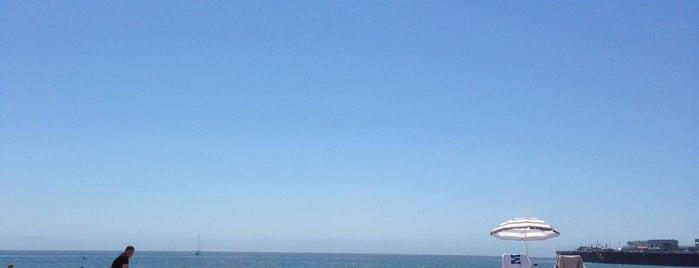 Santa Cruz Main Beach is one of USA Trip 2013 - The West.