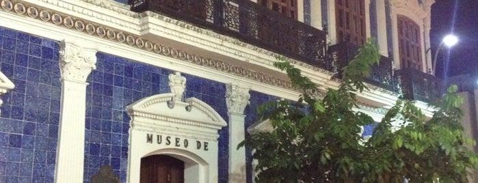 Casa de los Azulejos (Museo de Historia de Tabasco) is one of Arte.