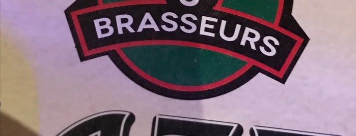 Les 3 Brasseurs is one of Microbrasseries Québec.