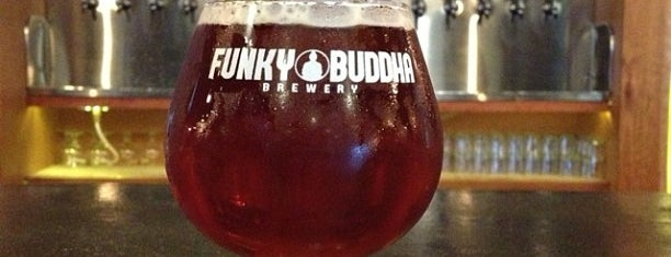 Funky Buddha Brewery is one of Beer / RateBeer's Top 100 Brewers [2015].