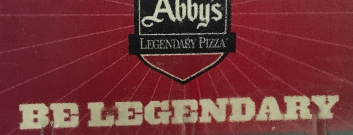Abby's Pizza is one of Family Fun Day.