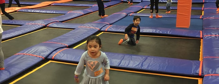 Sky Zone Trampoline Park - Allendale is one of NJ To Do.