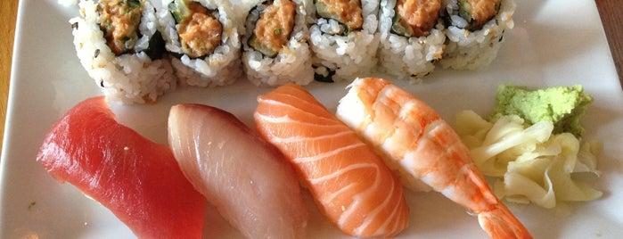 Kushi Izakaya & Sushi is one of 100 Very Best Restaurants - 2012.