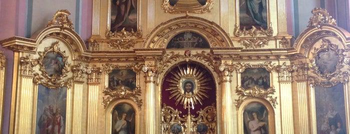 Церковь во имя Коневской Иконы Божией Матери is one of Православный Петербург/Orthodox Church in St. Pete.