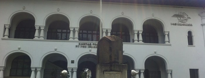 Museum Pos Indonesia is one of Museums in Bandung.