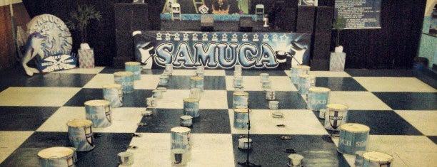 Escola de Samba Samuca is one of Rio claro.
