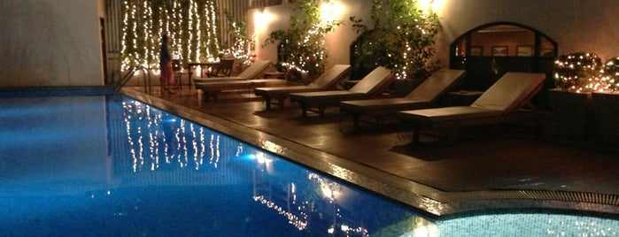 Hotel Mermaid Bangkok is one of Bangkok.