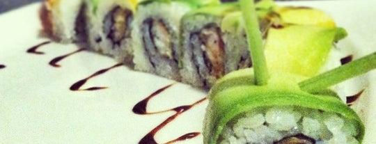 Tao Sushi Restaurant is one of Modna.