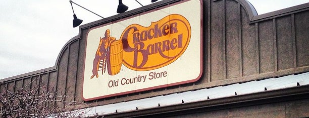 Cracker Barrel Old Country Store is one of The 15 Best Family-Friendly Places in Boise.