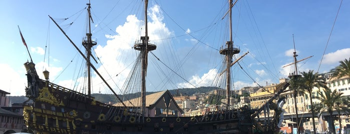 Il Galeone is one of Genova #4sqCities.