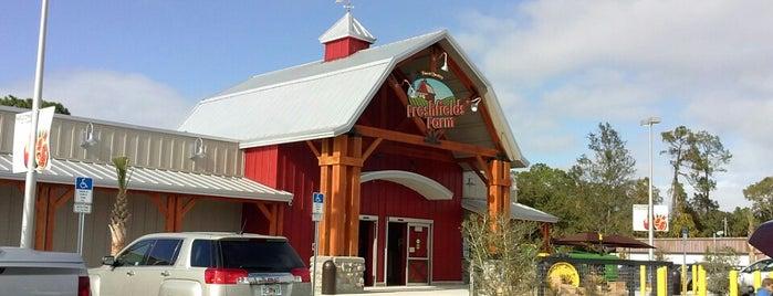 Freshfields Farm is one of JAX , FL.