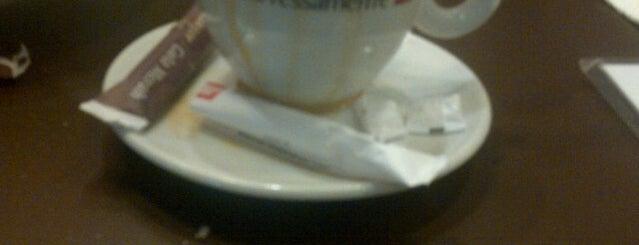 Espressamente Illy is one of Cafe @Jakarta.
