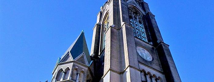 St. Francis de Sales Oratory is one of Tallest Buildings in St. Louis.