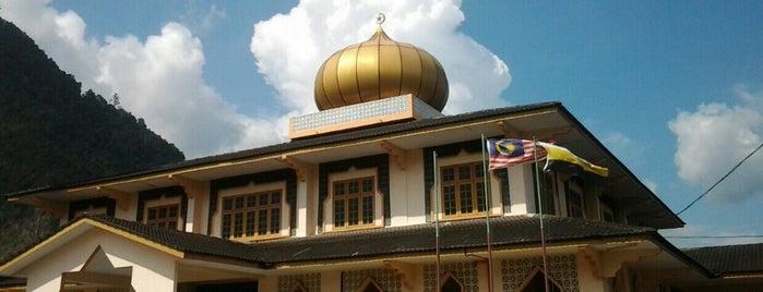 Masjid Al-Hadri is one of Masjid Dan Surau.
