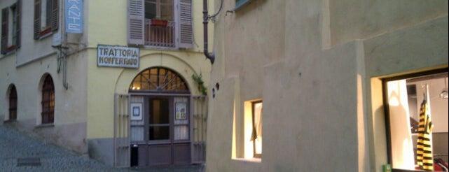 Trattoria Il Monferrato is one of Fuori Milano.