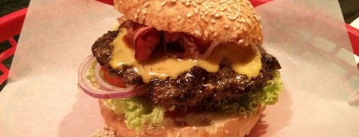 Burgers Berlin is one of Berlins Best Burger.