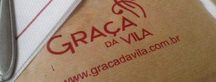 Graça da Vila is one of Restaurante.