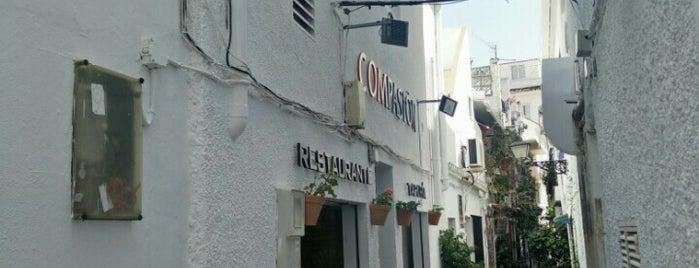 Compasión is one of Restaurantes Malaga.