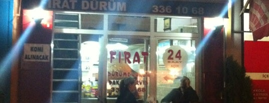 Fırat Dürüm & Çorba is one of lezzet turu...
