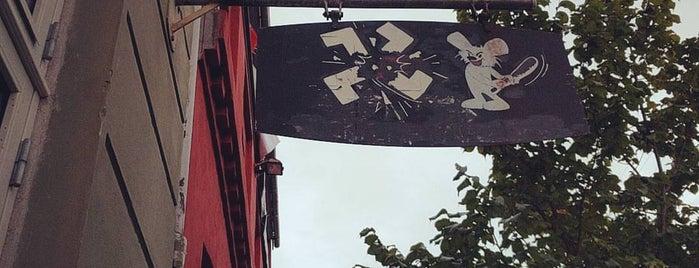Bumzen is one of Copenhagen.
